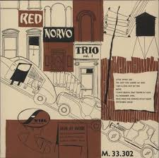 <b>Red Norvo</b> Trio <b>Men</b> At Work Vol.1 - Brown Vinyl - Sealed UK vinyl ...