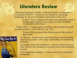 Literature Review     SlideShare