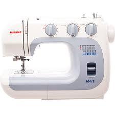 <b>Швейная машина Janome</b> 2041S - характеристики, техническое ...
