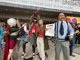 Photos of the best <b>cosplay</b> from <b>New</b> York Comic Con <b>2019</b> ...