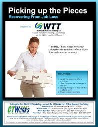 wtt career development training workshops workshops