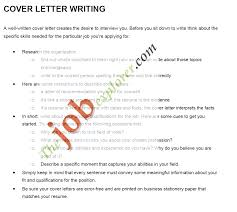 cover letter writing tips letter format 2017 resume
