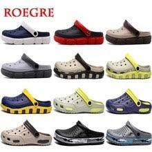 <b>Men Shoes</b> New Hole <b>Shoes Men</b> Rubber Beach <b>Shoes</b> Light EVA ...