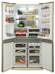<b>Холодильник SHARP SJ-EX 98 FBE</b> купить в Махачкале   Цена на ...