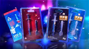 <b>Термопасты</b> от <b>Thermalright</b>: TF6, TF8 и <b>TFX</b>. Тестирование и ...