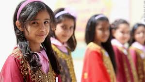 gallery young teenage girls qatar ranked near the bottom of the oecd study but it was one of the