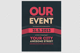 our event flyer psd template shops flyer template and design our event flyer psd template by martz90 shop on creative market