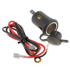 Generic 12V <b>Waterproof</b> Car <b>Motorcycle Cigarette Lighter</b> Power ...
