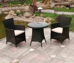 popular black wicker patio furniture sets on walmart patio furniture on wicker patio bed black outdoor balcony furniture