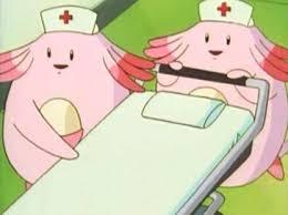 Výsledek obrázku pro pokemon léčení