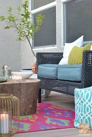 working creating patio: renter friendly outdoor space makeover layering in lots of potted plants candles