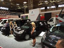 cv show archives business vans business van of the year berlingo gets new look 14th 2015 cv show 2015