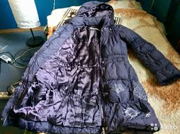 <b>Куртка Sela</b> зимняя удлиненная на 6-8 лет купить в Москве на ...