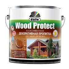 <b>Антисептик</b> Dufa Wood <b>Protect</b> сосна 10л по цене 5494 Р от ...