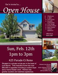 open houses listing search