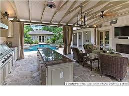 covered patio freedom properties: california style covered patio kitchen
