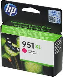 Купить <b>Картридж HP 951XL</b>, пурпурный в интернет-магазине ...