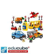 <b>LEGO Duplo</b> «Общественный и <b>муниципальный</b> транспорт ...