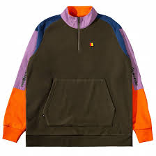 <b>Толстовка</b> THE HUNDREDS TRAILS <b>HALF</b> ZIP SS20 купить в ...
