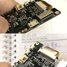TTGO <b>ESP32</b> T2 0.95 OLED SD card Module <b>WiFi</b> + <b>Bluetooth</b> ...