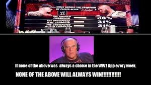 WWE MEMES AND SUPERCARD via Relatably.com