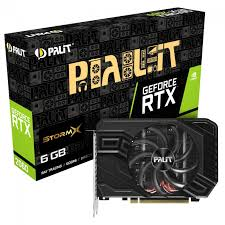 ▷ <b>Palit</b> GeForce RTX 2060 StormX 6144MB GDDR6 PC… | OcUK