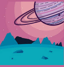 <b>Saturn Galaxy Planet</b> Vector Images (over 7,400)