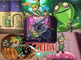 Bildergebnis für the legend of zelda the minish cap