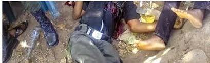 Image result for Nigerian Police constable kills two officers, shoots self