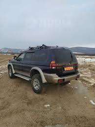 Продажа Мицубиси Монтеро Спорт 2003 в ... - Комсомольск-на ...