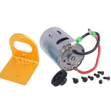 Online Shop <b>RC Car</b> WLtoys <b>Upgrade Parts</b> 540 Motor Kit & Mount ...