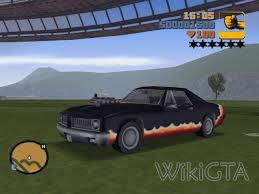 [GTA III] Vehiculos [Megapost]