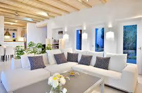 luxury living room azure http wwwbluevillascollectioncom mykonos item  villa azuresigproidbdfdf