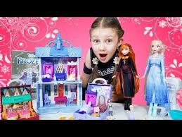 <b>Куклы</b> Холодное Сердце 2: Анна и Эльза от Disney и <b>Hasbro</b> Обзор