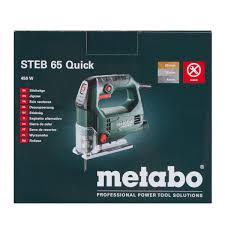 <b>Лобзик Metabo STEB 65</b> Quick, 450 Вт в Омске – купить по низкой ...