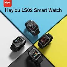 New <b>Haylou LS02</b> English Version Smart Watch, IP68 Waterproof ...