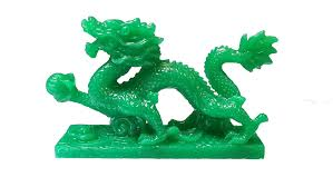 new jade chinese feng shui dragon figurine statue chinese feng shui dragon