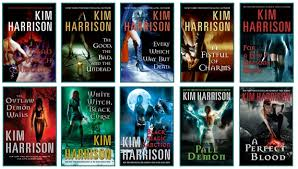 Rachel Morgan / The Hollows Series (Books 1 - 11) - Kim Harrison