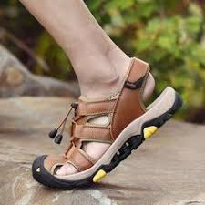 ZUNYU New Big Size <b>Men</b> Summer Sandals Genuine Leather ...