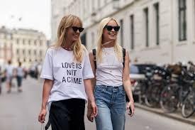 Самые модные <b>футболки</b> -