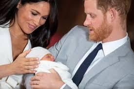 <b>Принц</b> Гарри и Меган Маркл рассказали, где родился их первенец