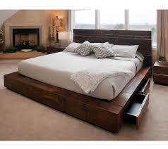 modern rustic furniture urban rustic beds brooklyn modern rustic reclaimed wood