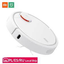 Original <b>Xiaomi Mi</b> Robot Vacuum Cleaner for Home Automatic ...