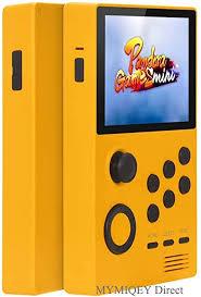 3D Pandora Games Supretro Mini Handheld Game ... - Amazon.com
