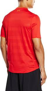 New Balance Men's <b>LFC</b> Home <b>Short</b> Sleeve Football Jersey, High ...