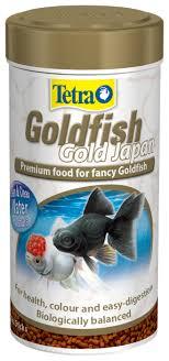 Сухой <b>корм</b> для рыб <b>Tetra Goldfish</b> Gold Japan — купить по ...