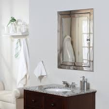 Recessed Bathroom Mirror Cabinets Bathroom Bathroom Medicine Cabinets Recessed With Mirror Recessed