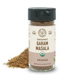 Certified <b>Organic Garam Masala</b>   Pure Indian Foods