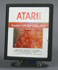 Video game:Atari Raiders of the <b>Lost Ark</b> - Atari, Inc. — Google Arts ...
