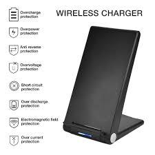 <b>15W</b> Fast <b>Wireless</b> Charger <b>Foldable</b> Qi <b>Wireless</b> Charging Stand for ...